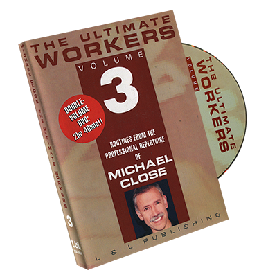 Michael Close Workers- #3, DVD