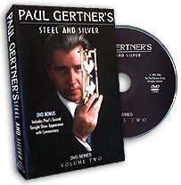 Steel & Silver Gertner- #2, DVD