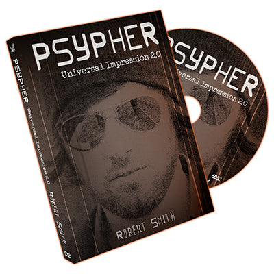 Psypher by Robert Smith and Paper Crane Productions