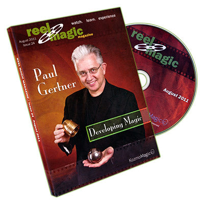 Reel Magic Episode 24 (Paul Gertner) - DVD