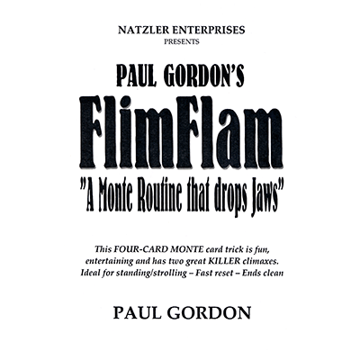 Flim Flam by Paul Gordon - Trick