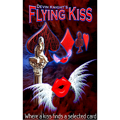 Flying Kiss by Devin Knight - Trick