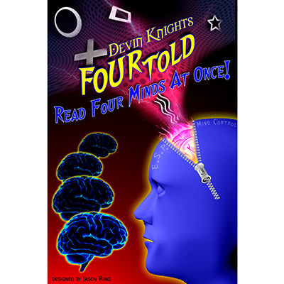 Four Told by Devin Knight - Trick