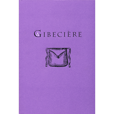 Gibeciere Vol. 3, No. 1 (Winter 2008) by Conjuring Arts Research Center - Book