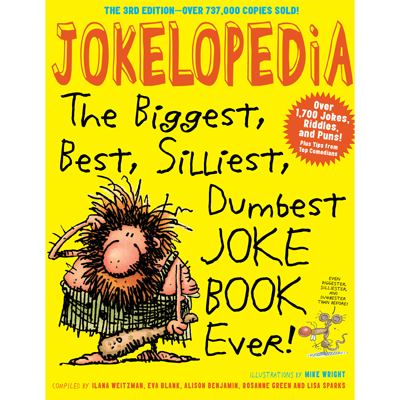 Jokelopedia by Workman Publishing - Book