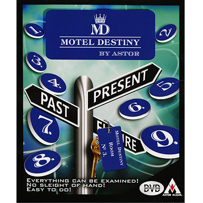 Motel Destiny by Astor Magic - Trick