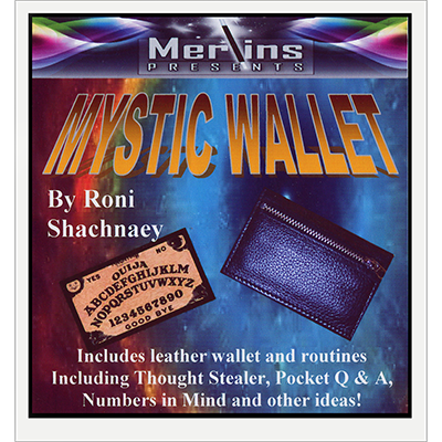 Mystic Wallet by Roni Shachnaey  - Trick