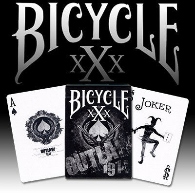 Outlaw Bicycle Deck by US Playing Card - Trick