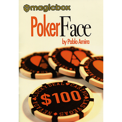 Poker Face by Pablo Amira - Trick