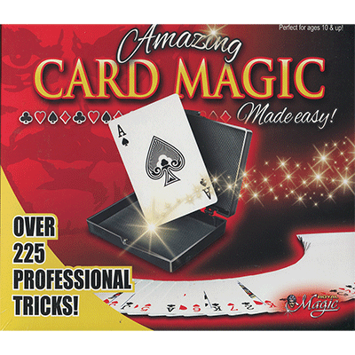 Pro Card Magic Set by Royal Magic - Trick