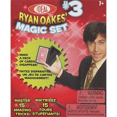 Ryan Oakes Magic Set #3 (0C1153) - Trick