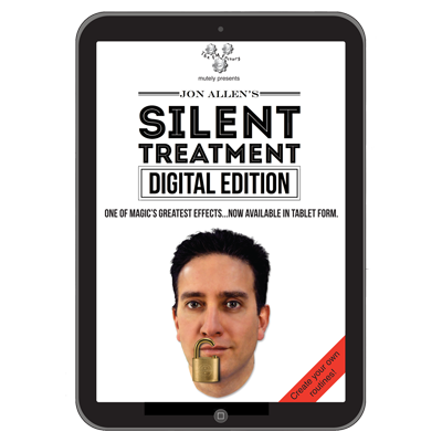 Silent Treatment (Digital Edition) by Jon Allen - Trick
