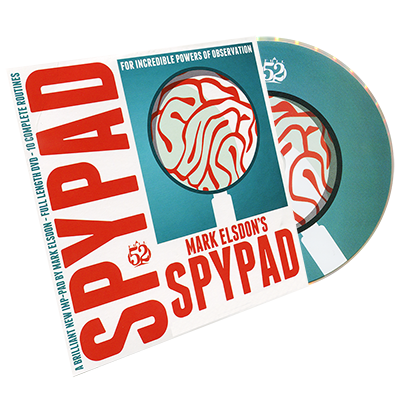 SPYPAD by Mark Elsdon - Trick