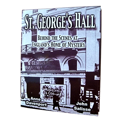 St. George's Hall by Mike Caveney - Book