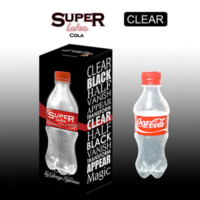Super Coke (Clear) by Twister Magic - Trick