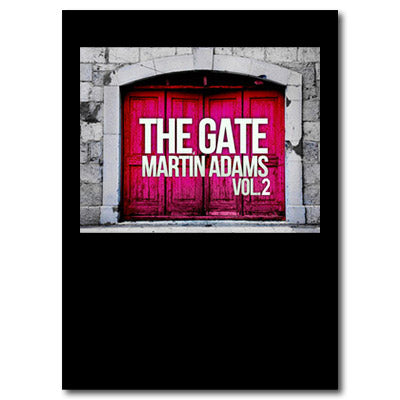 The Gate (Vol.2) by Martin Adams - Book