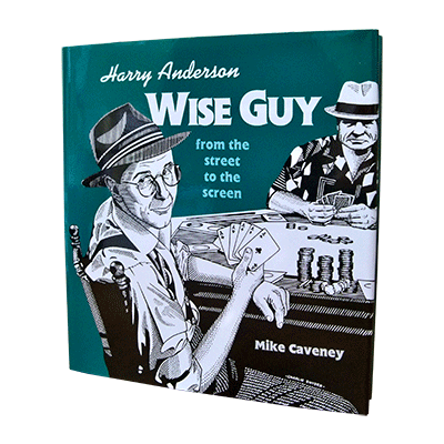 Wise Guy by Harry Anderson - Book