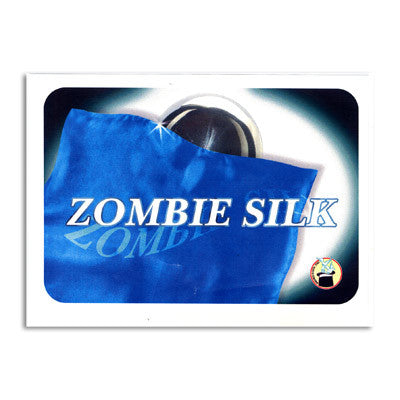 Zombie Silk blue by Di Fatta