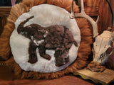 Alpaca Pillow cover Elephant Design Aspen Andes