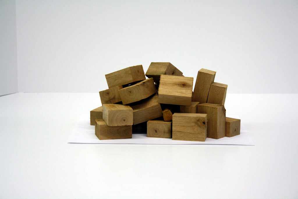 Alder Wood Chunks<br />Kiln-Dried