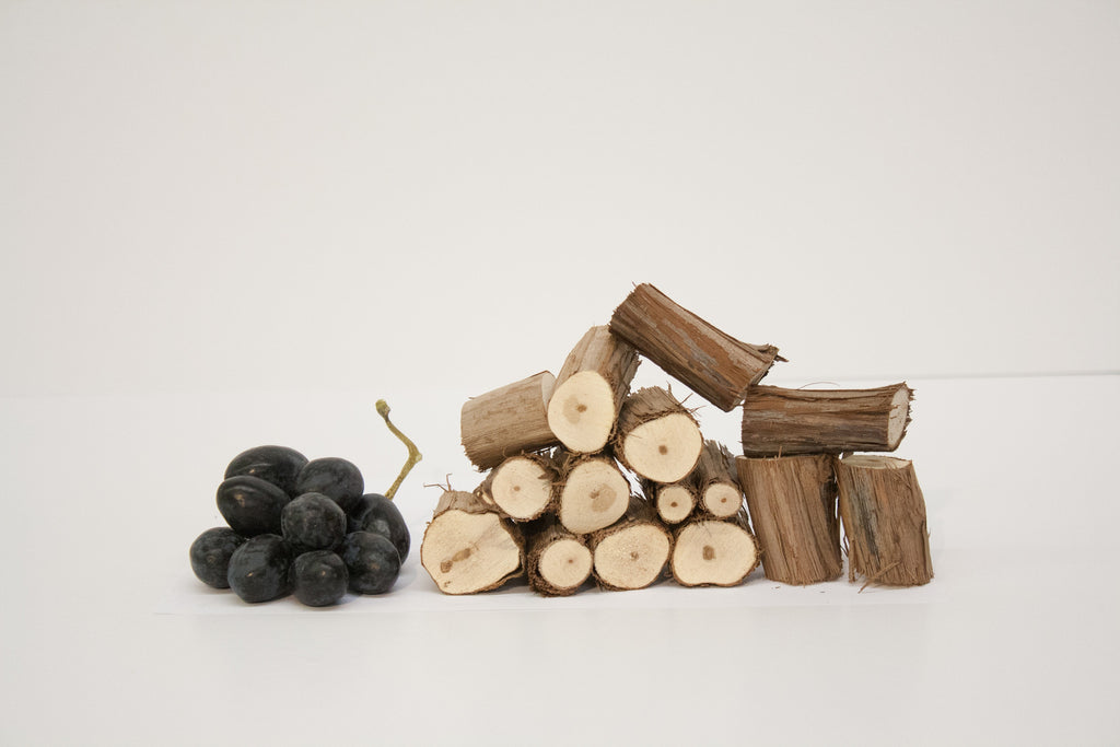 Grape Wood Chunks