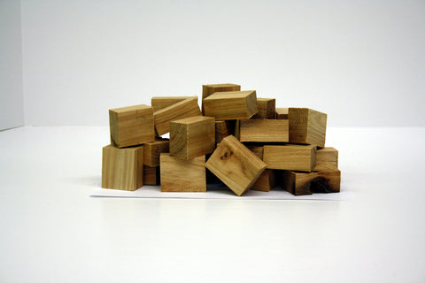 Hickory Wood Chunks<br />Kiln-Dried