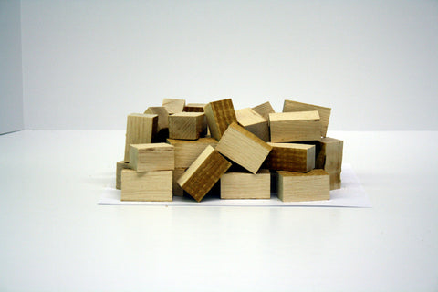 Maple Wood Chunks<br />Kiln-Dried