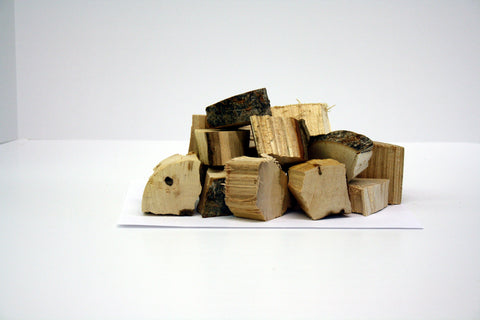 Maple Wood Chunks<br />PitMaster Premium