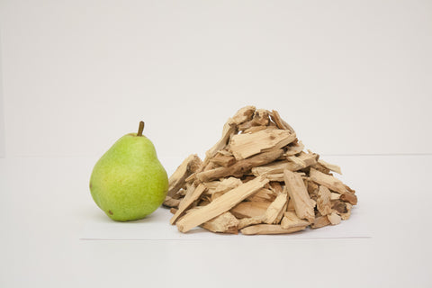 Pear Wood Chips