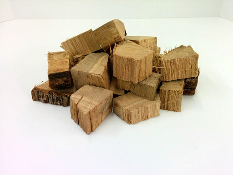 Texas Post Oak Wood Chunks<br />PitMaster Premium