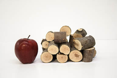 Small Apple Wood Chunks