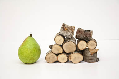 Pear Wood Chunks<br />PitMaster Premium