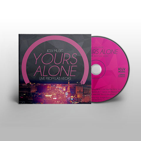 Yours Alone: Live from Las Vegas