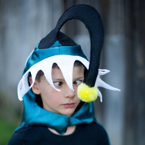 Deep Sea Angler Fish Cape Costume