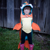 Goldfish Cape Costume
