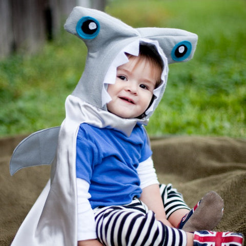 Hammerhead Shark Cape Costume