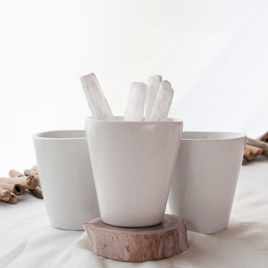 Porcelain Cup by Haand Ceramics