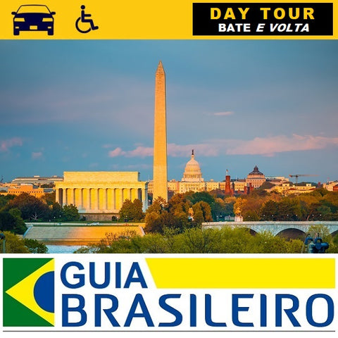 Tour de NY para Washington DC