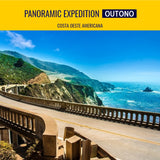 Panoramic Expedition Outono - 12 dias Costa Oeste Americana - de 01 a 12 de outubro 2018
