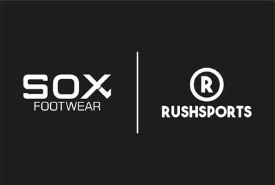 Rush Sports to Distribute SOX Footwear