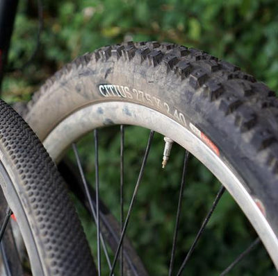Tyre and rim width, the magic combo! Bikerumor weighs in.