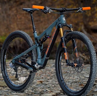 Santa Cruz - Tallboy 3 CC Review