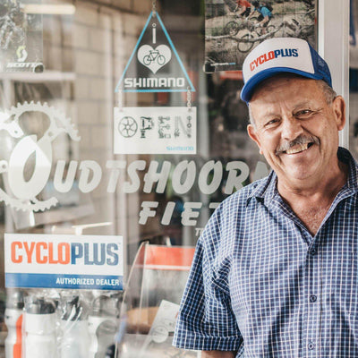 CycloPlus Is Priced Right for Oudtshoorn Fietse