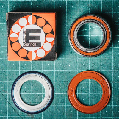 Enduro Bearings - Tech: what are you made of?