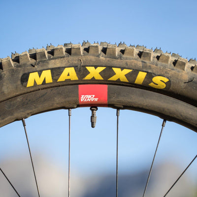MAXXIS TYRE TECHNOLOGY: EXO+ | Wide Trail | 3C