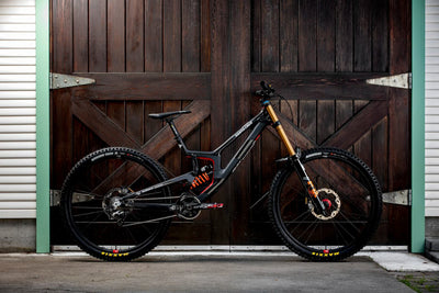 Santa Cruz Syndicate unveil new V10 MX