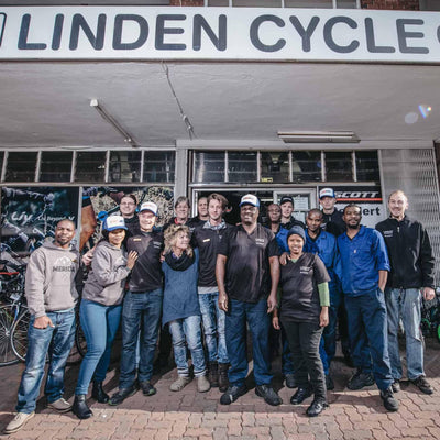 SE2 EP2 CycloPlus Visits the Matriarch of South African Cycling