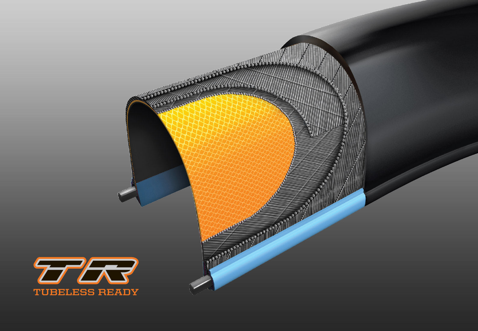 Maxxis Tyres Technology - Tubeless Ready Road