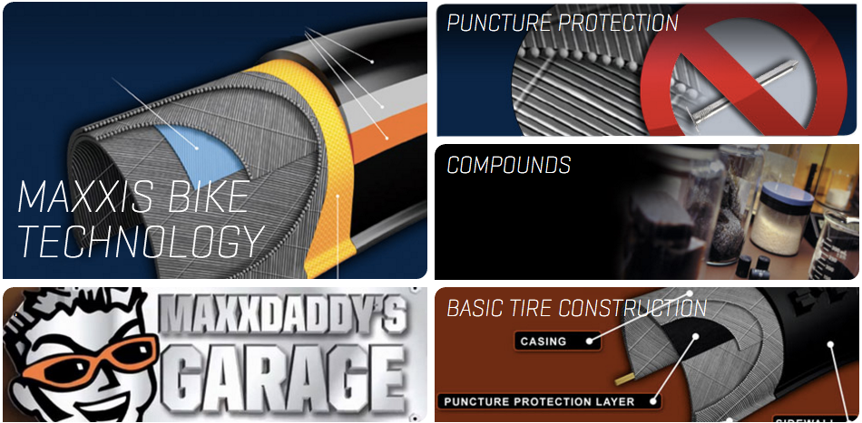 Maxxis Technology