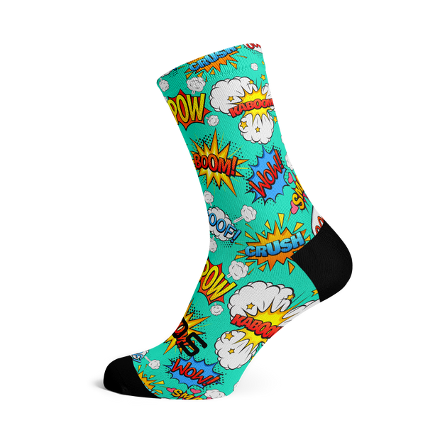 Sox Footwear | Comic Socks